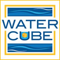 watercubegoldframelogo200x200